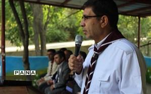 مدیر سازمان دانش آموزی استان کهگیلویه و بویراحمد : 70 نفر از پیشتازان دختر و پسر به اردوی ملی اعزام می شوند