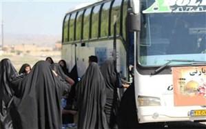 اعزام 130  دانش آموز دختر سیستان و بلوچستان به مشهد