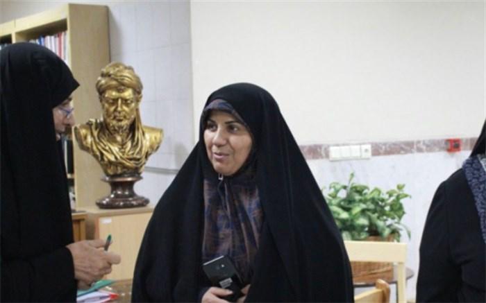 معصومه علی نژاد