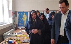 معاون آموزش ابتدایی استان کرمانشاه:  تکنولوژی آموزشی موجب سهولت، سرعت و دقت در آموزش میشود