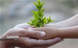 حامی ۳۴ یتیم البرزی: کمک به نیازمندان را در کودکی از پدرم آموختم