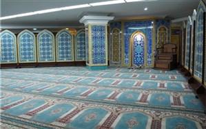 100 باب نمازخانه آموزشگاهی احداث می شود