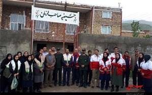 حضور 3 تیم پزشکی در روستای چنار اسدآباد