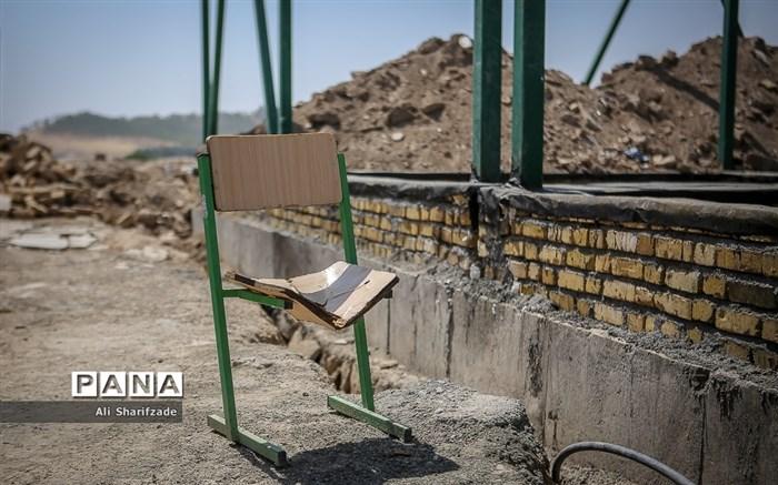 خانه دوم دانش آموزان زلزله زده در مسیر بازسازی و نوسازی - 1