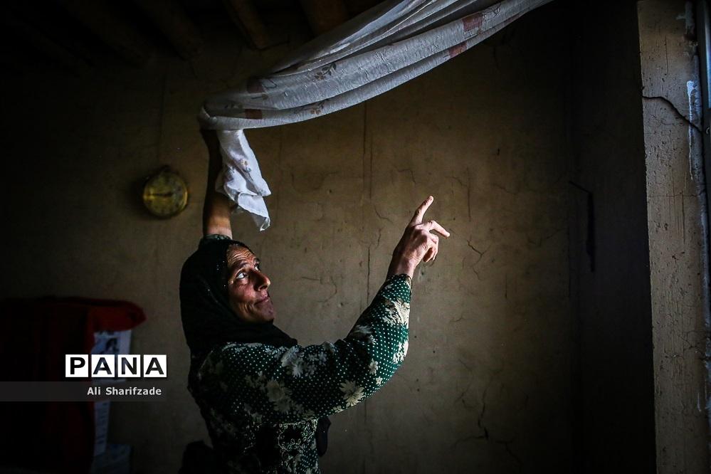 نجاتیافتهگان زلزله کرمانشاه
