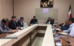 نشست شورای برنامه ریزی سازمان دانش آموزی البرز در فصل تابستان 97