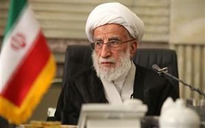 دفتر رئیس مجلس خبرگان: آیت الله جنتی از ریاست ستاد امر به معروف استعفا داده است