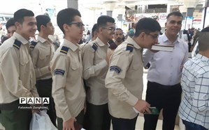 پیشتازان پسر خوزستان به اردوی ملی اعزام شدند