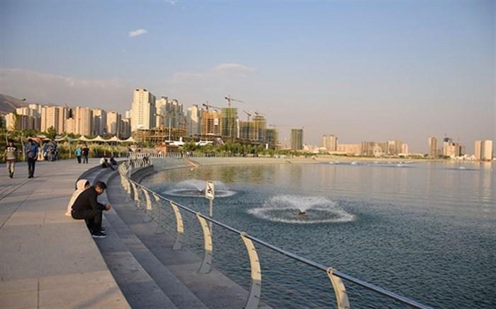 دریاچه چیتگر - دریاچه شهدای خلیج فارس