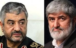 مطهری :  سپاه باید تابع تصمیم مقامات عالی نظام باشد