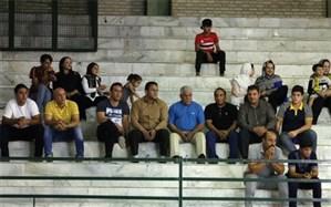 پای خانوادهها به سالن مسابقات کشتی باز شد