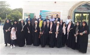 درخشش دانش آموزان زنجانی در مرحله کشوری مسابقات قرآن نماز و عترت