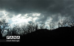 رگبار پراکنده باران در ۱۰ استان کشور