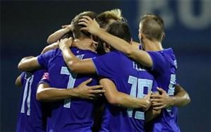 لیگ قهرمانان اروپا؛ صعود دینامو زاگرب با غیبت ادامهدار مدافع پرسپولیس