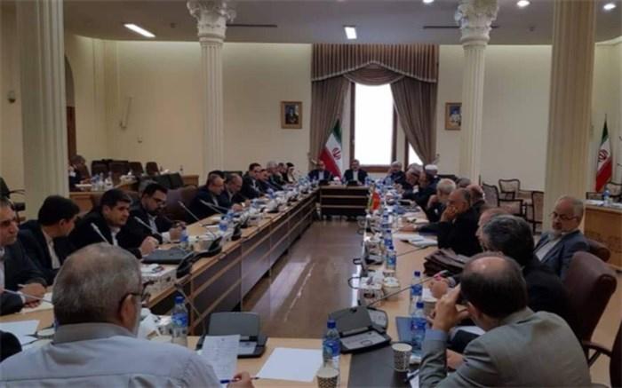 رئیس سازمان مدارس خارج از کشور در دیدرا با سفرای ایران در خارج از کشور: