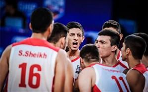 اردونشینان تیم ملی بسکتبال جوانان ایران معرفی شدند