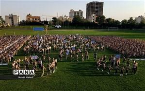 افتخار آفرینی پسران پیشتاز فارس در اردوی ملی