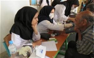 حضور ۸۰ روانشناس و مشاور در کمپ آسیبدیدگان سیل در گلستان