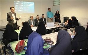 حضور 7000 معلم درس تربیت بدنی در مدارس ابتدایی دخترانه فارس