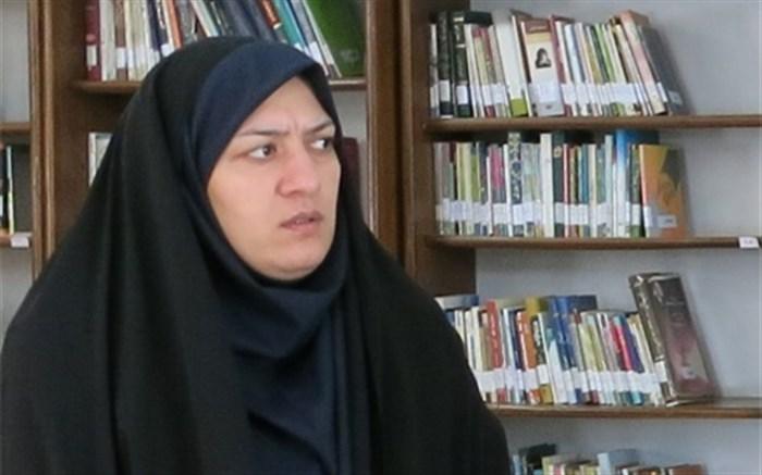 مدیرکل کتابخانه های عمومی استان اردبیل