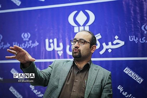 بازدید حجت نظری، عضو شورای شهر تهران از خبرگزاری پانا
