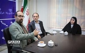 بازدید سرزده حجت نظری، عضو شورای شهر تهران،  از خبرگزاری پانا