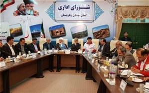 طرح ملی نذر آب در استان سیستان و بلوچستان کلید خورد