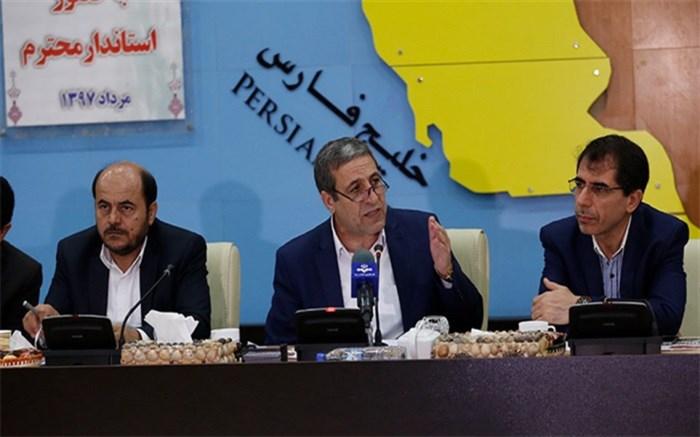 گرامیداشت روز خبرنگار دراستانداری بوشهر