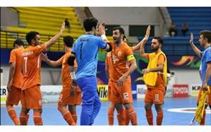 فوتسال جام باشگاههای آسیا؛ مس سونگون با ماراتن فینالیست شد