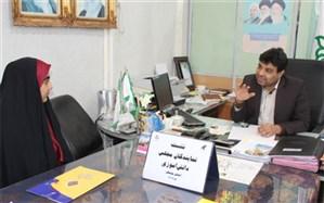 نشست دانش آموزان مجلس دانش آموزی استان با مدیر سازمان دانش آموزی استان بوشهربرگزار شد