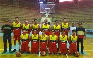 ظهور قطب جدید در بسکتبال دانش آموزی ایران
