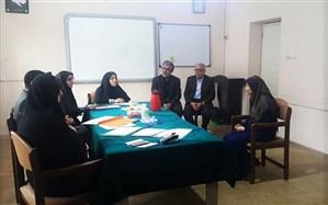 بازدید مدیرکل آموزش و پرورش گلستان از مراحل انجام مصاحبه استخدامی ماده 28