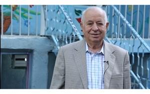 غلامعلی سایه، خیر مدرسهساز شهر تهران: به وصیت مادرم مدرسه ساختم