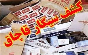 کشف بیش از 190 هزار نخ سیگار خارجی قاچاق در  داراب