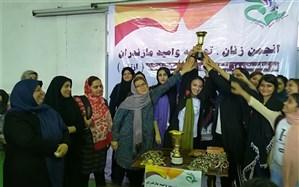 تیم سازمان دانشآموزی مازندران قهرمان مسابقات بومی محلی سمنهای شهر ساری شد