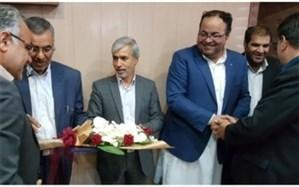 محسن ستیز ناروئی به عنوان مدیر آموزش و پرورش ناحیه یک زاهدان منصوب شد