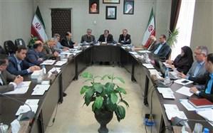 سومین جلسه شورای آموزش و پرورش استان گلستان