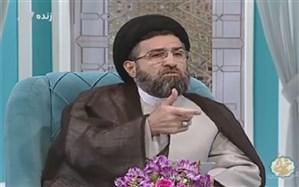 انتقادهای استاد اخلاق از«خنداننده شو» و «مسابقهمحمدرضا گلزار»در برنامه زنده + واکنش عجیب صدا وسیما