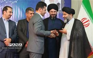 آیین  تودیع و معارفه مدیرکل کانون استان خوزستان برگزار شد