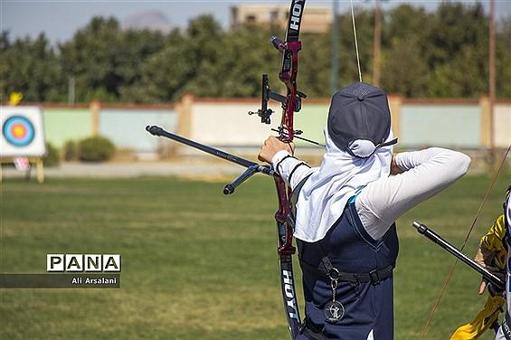 مسابقات رنکینگ کشوری تیراندازی با کمان در ارومیه