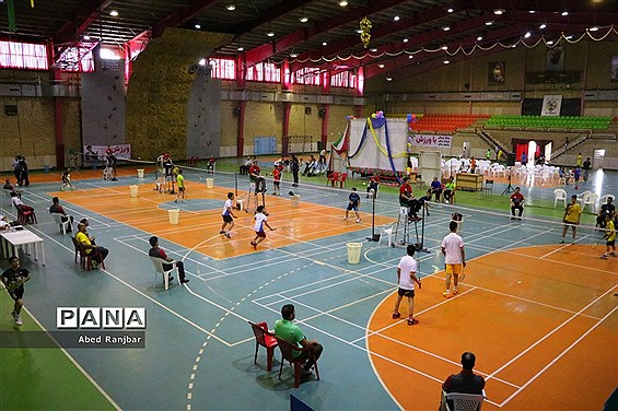 مسابقات ورزشی دانشآموزان پسر مقطع ابتدایی سراسر کشور
