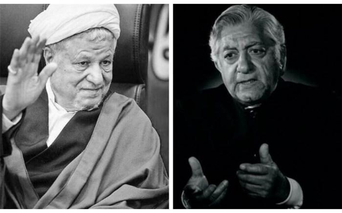 واکنش آیتالله هاشمی به اهانت احمدینژادیها به مرحوم عزتالله انتظامی