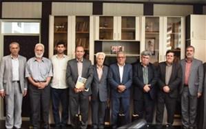 امضای تفاهمنامه دانشگاه فرهنگیان با بنیاد خیریه آموزشی قلمچی
