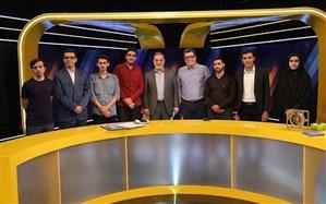 بطحایی در  برنامه زنده به سوالهای دانشآموزان پاسخ داد