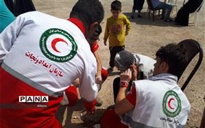 امدادرسانی به ٢٦٢٦٢ نفر در طرح امداد ونجات تابستانی