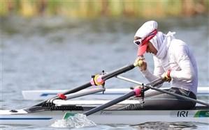 قایقرانی روئینگ زنان بازیهای آسیایی 2018؛ مهسا جاور به شانس مجدد رفت