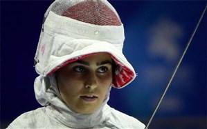 شمشیربازی سابر زنان انفرادی بازیهای آسیایی 2018؛ صعود نجمه سازنچیان و فائزه رفیعی به جدول اصلی