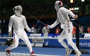 شمشیربازی قهرمانی آسیا؛ ایران با یک نماینده به نیمه نهایی رسید