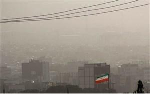کاهش کیفیت هوا در برخی از مناطق مرکز و جنوب کشور