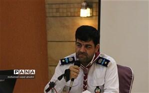 برگزاری نشست هماهنگی معاونین پرورشی و مدیران سازمان دانش اموزی مناطق شهر تهران در مشهد مقدس